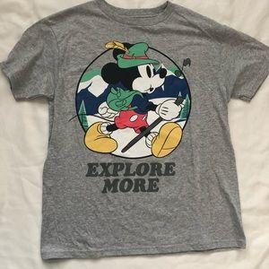 Disney Mickey Mouse T Shirt Sz XS